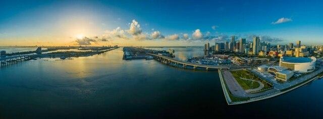 Fotos panorâmicas servem para registrar belas paisagens