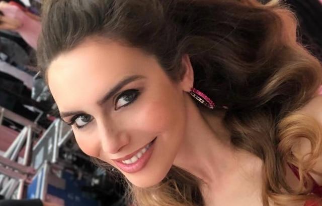 Angela Ponce, escolhida a miss Espanha em 2018.