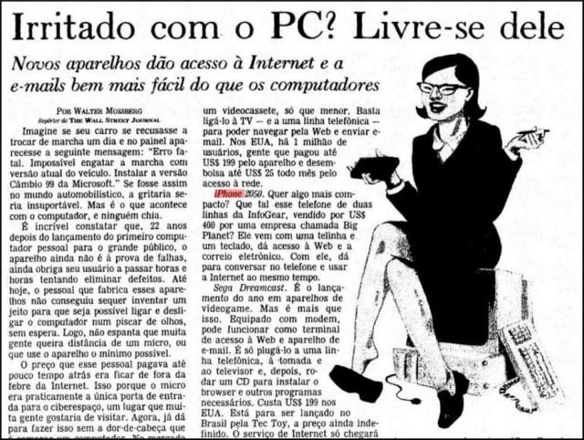 O Estado de S.Paulo - 21/9/1999