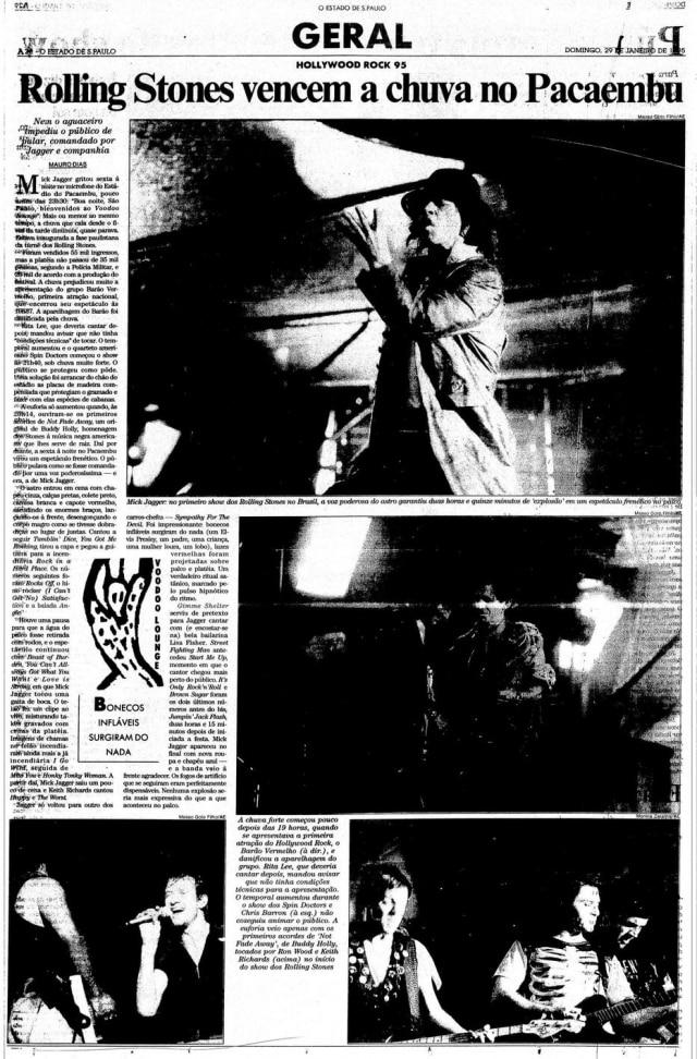 > Estadão - 29/01/1995
