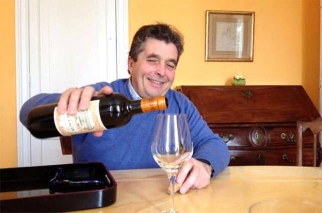 Francês Denis Dubourdieu recebeu uma das maiores honrarias do mundo do vinho.