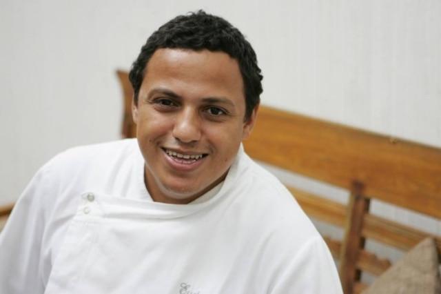 O chef Eudes Assis, coordenador de Gastronomia do Projeto Buscapé e curador do Arraial Gastronômico