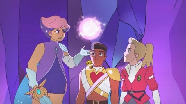 'She-Ra e as Princesas do Poder' vai mostrar a história da órfã Adora, que se transforma na princesa guerreira She-Ra para ajudar na Rebelião