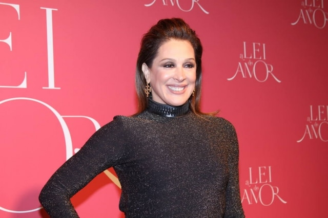 Claudia Raia foi convidada do 'Mais Você' desta sexta-feira, 24.