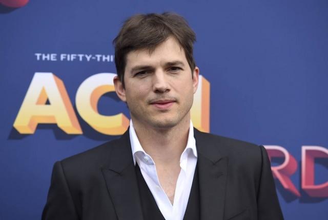 Ator Ashton Kutcher