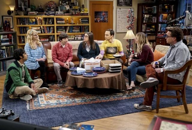 'The Big Bang Theory' terminará com 279 episódios após 12 temporadas.