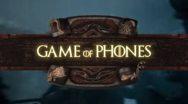'Game of Phones' foi a brincadeira da vez no programa do comediante norte-americano Jimmy Kimmel.