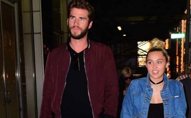 Ator teria pedido para Miley diminuir o ritmo de festas