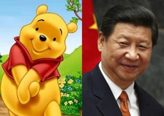 Opersonagem tem sido censurado na China após memes e comparações com o presidente Xi Jinping.