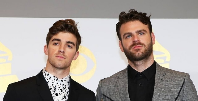 Andrew Taggart e Alex Pall formam a dupla 'The Chainsmokers'