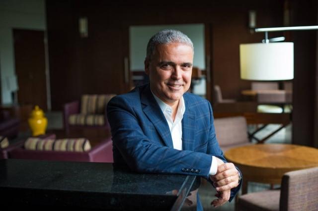 Pedro Guasti, CEO da Ebit e presidente do Conselho de Comércio Eletrônico da Fecormercio-SP. FOTO TIAGO QUEIROZ / ESTADÃO