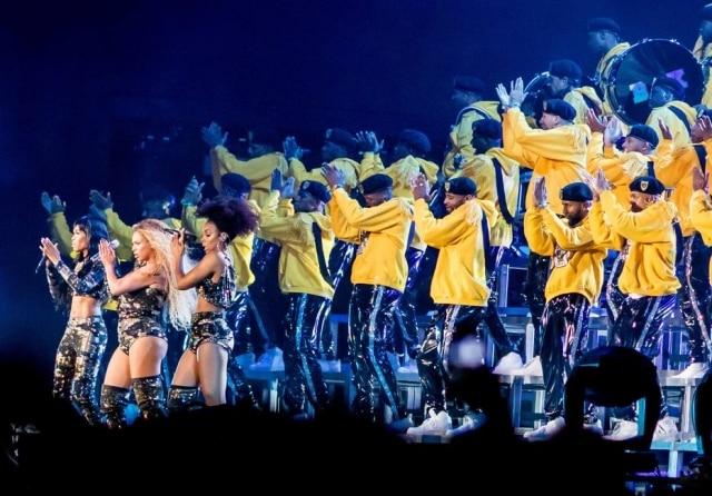 Beyoncé foi a principal atração desta edição do festival de música Coachella