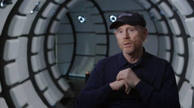 O diretor de 'Han Solo: Uma História Star Wars', Ron Howard, deu detalhes da produção do filme em novo vídeo
