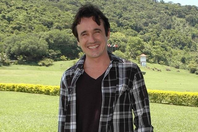 O ator Caio Junqueira, que morreu após um acidente de carro em janeiro de 2019.