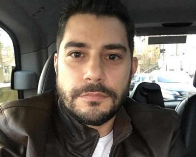 Evaristo Costa compartilhou uma brincadeira com namorado de Fátima Bernardes em seu Instagram.
