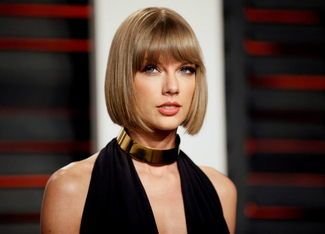 Cantor Taylor Swift