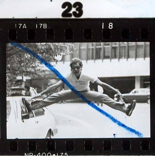 Cazuza em 1986 .