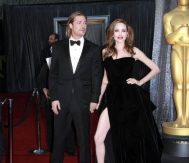Angelina Jolie e Brad Pitt anunciaram separação recentemente.