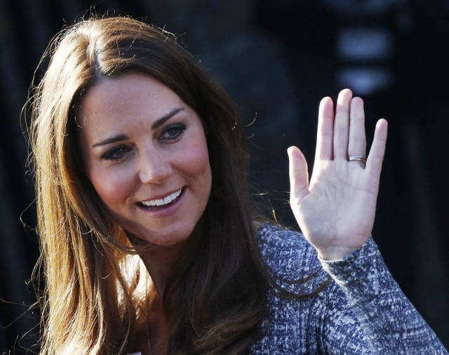 Kate Middleton, a duquesa de Cambridge, estrelou campanha que incentiva conversa sobre saúde mental com crianças.
