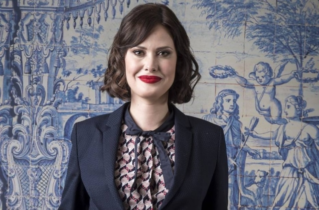 Mayana Moura está, atualmente, no ar na novela 'Tempo de Amar'