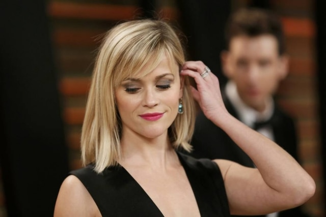 A atriz Reese Witherspoon.