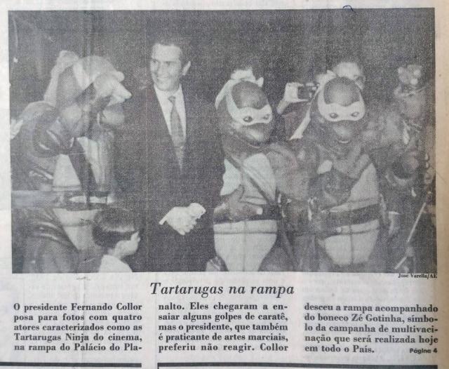 > Estadão - 15/6/1991