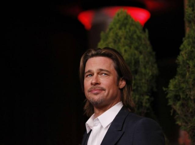 Brad Pitt, junto a sua ex-mulher Angelina Jolie, produz o rosé Miraval no château deles na Provença.