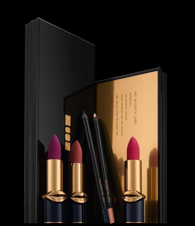 A linha Unlimited Edition, de Pat McGrath, possui 61 itens de beleza