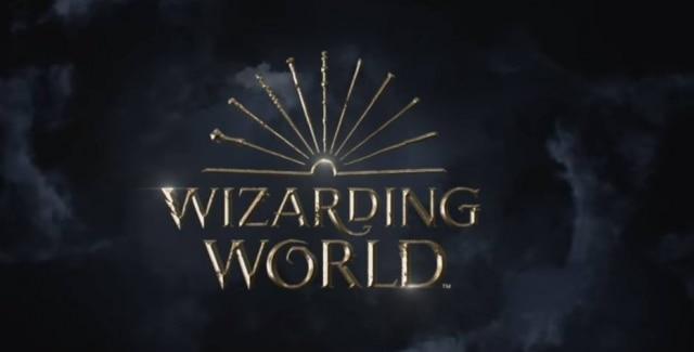 O novo logo do universo 'Harry Potter' traz as varinhas dos principais personagens dos filmes