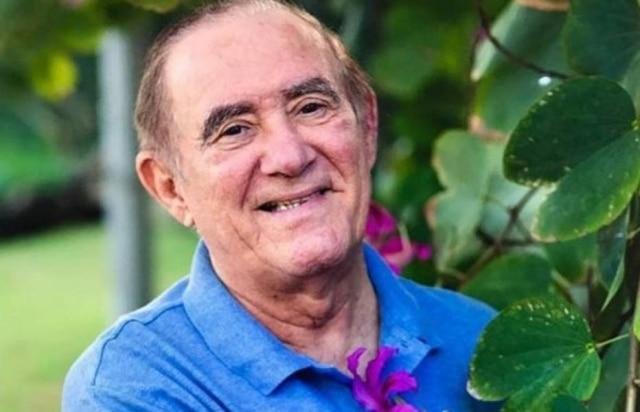 O humorista Renato Aragão, o eterno Didi Mocó.