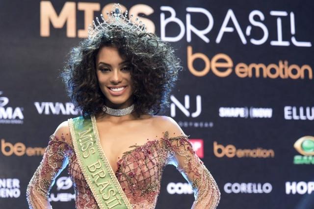 Raissa Santana é a segunda Miss Brasil negra