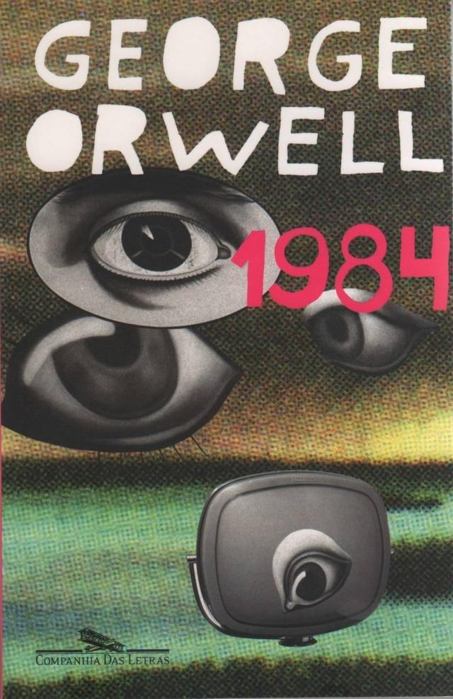 Capa da edição brasileira do livropublicado pela Companhia das Letras