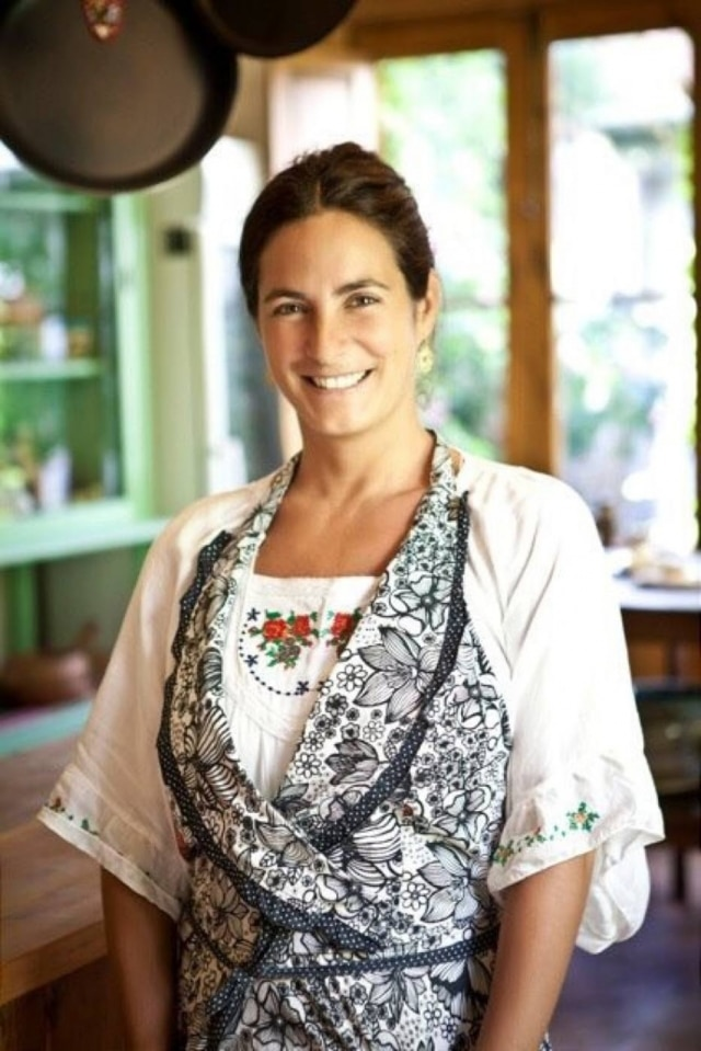 A chef argentina Juliana Lopez May
