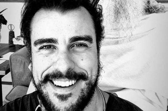 O ator Joaquim Lopes