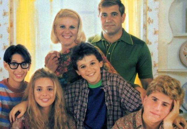 Elenco da série 'Anos Incríveis', que foi ao ar entre 1988 e 1993.