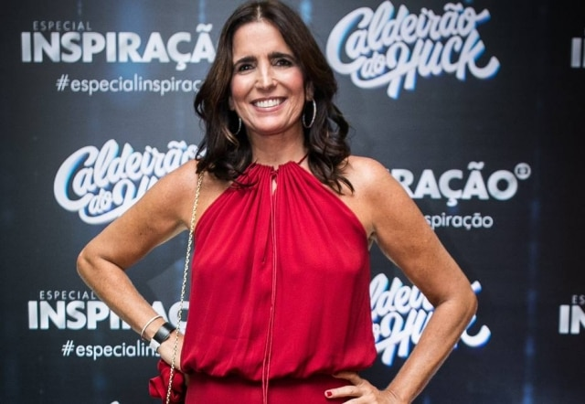 Malu Mader deixa a Globo após 35 anos.