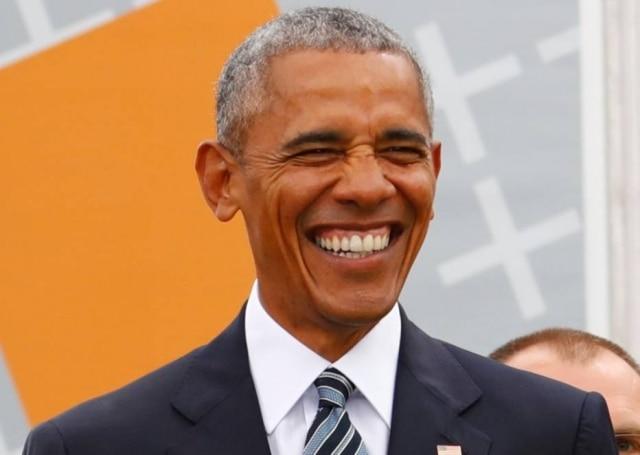 O ex-presidente dos Estados Unidos Barack Obama