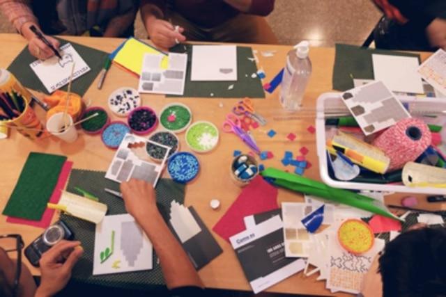 Programa CCBB Educativo – Arte e Educação, em São Paulo.