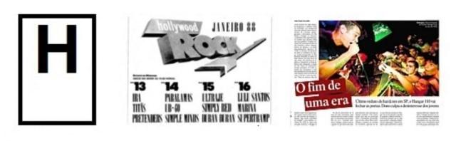 Hollywood Rock, Hangar 110