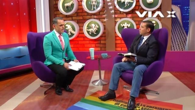 Pastor Soto é conhecido no Chile por ser polêmico