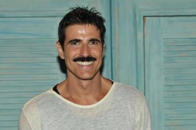 O atorReynaldo Gianecchini