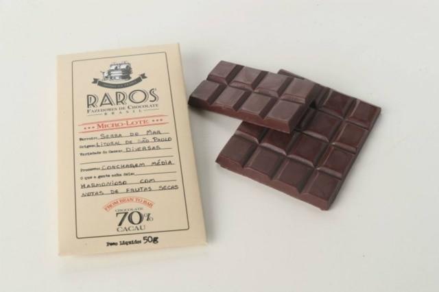 Raros Fazedores de Chocolate