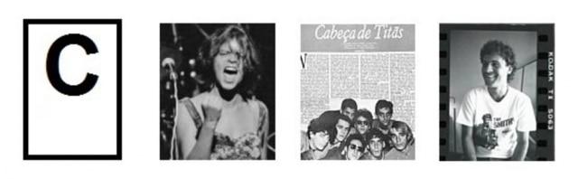 Cássia Eller, Cabeça Dinossauro, Cazuza