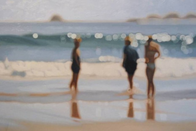 Philip Barlow mora e produz seus quadros em Riebeek Kasteel, perto de Cape Town, na África do Sul