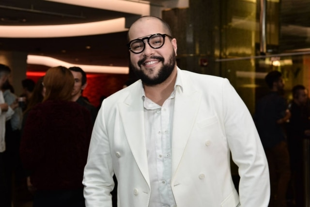 Tiago Abravanel participa da2ª temporada do 'Show dos Famosos'.