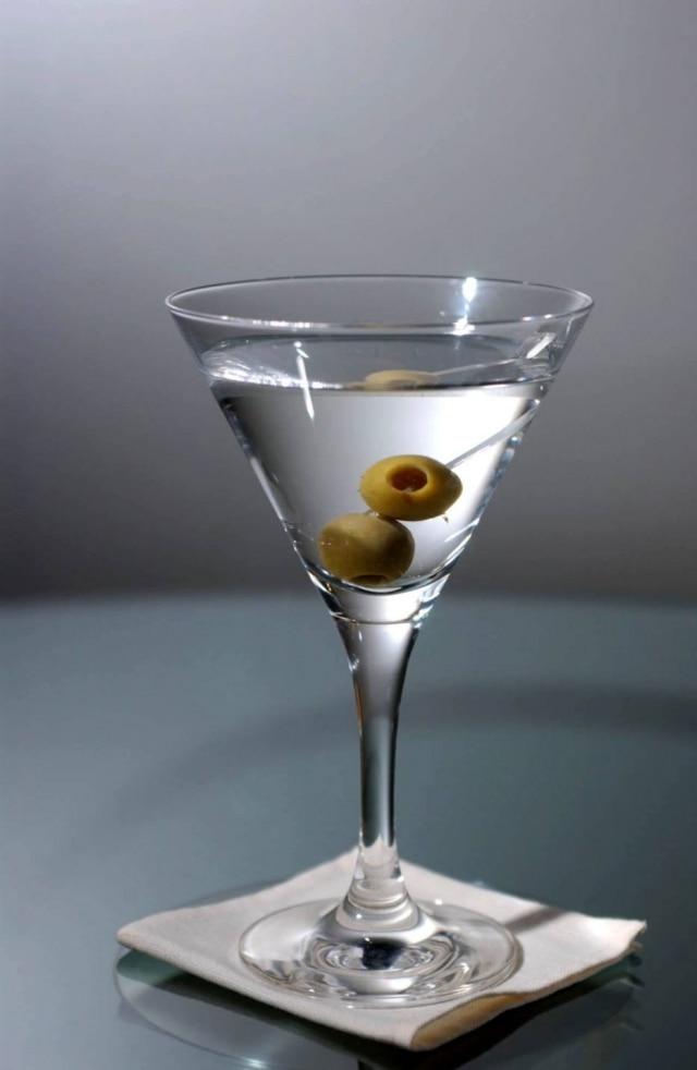 Vodca martini.