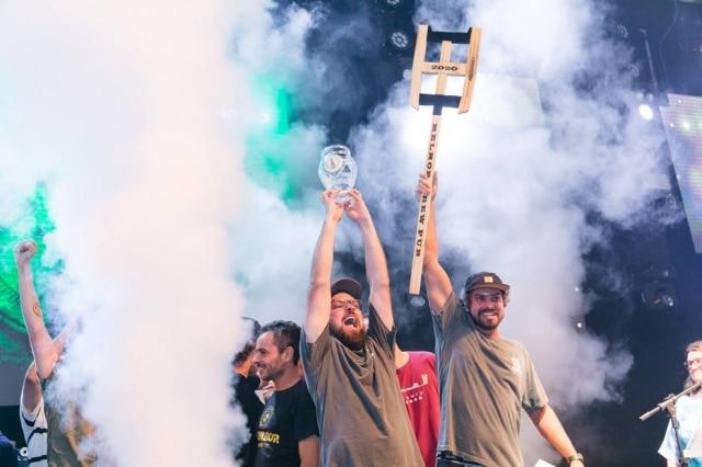 Pela primeira vez, o festival premiou os melhores brewpubs. Ganhou a Salvador Brewing, que fica em Caxias do Sul, RS