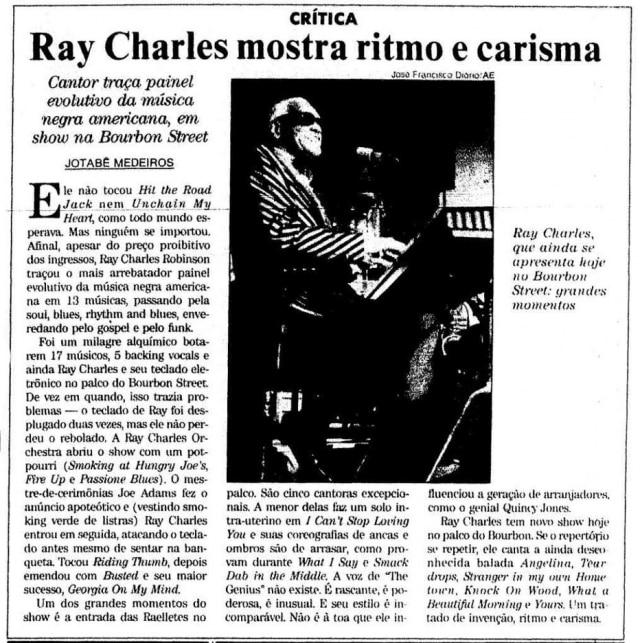 > Estadão - 27/9/1996
