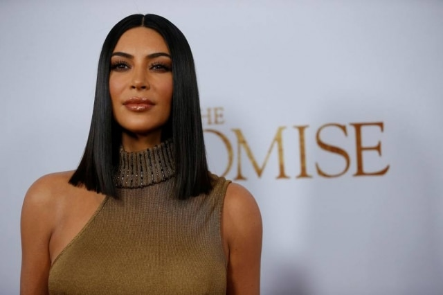 Kim confirma que terá terceiro filho.