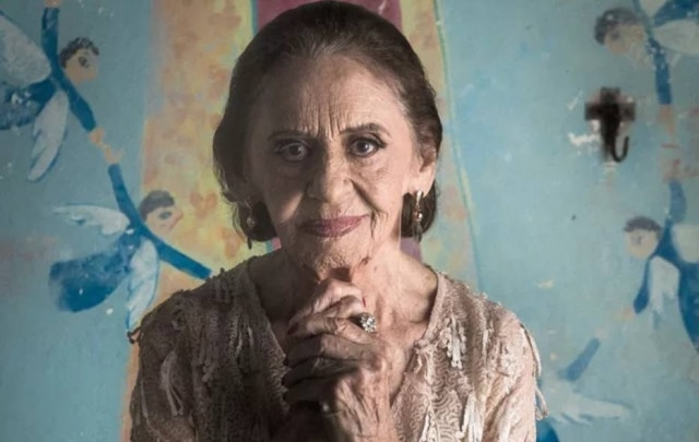 Laura Cardoso viverá a personagem Matilde na novela 'A Dona do Pedaço'.